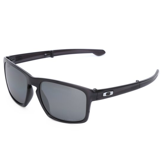 644299b07 Óculos de Sol Oakley Sliver F Matte Iridium | Netshoes