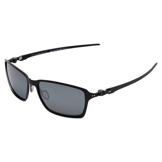Óculos Oakley Tincan Carbon - Iridium Polarizado - Compre Agora ... c6202cc4072