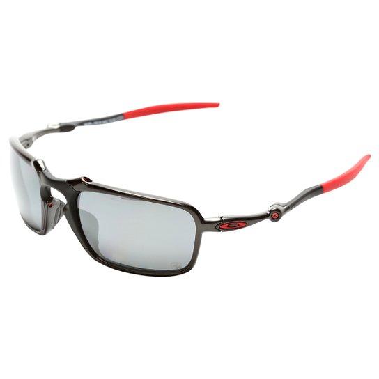 b35169496 Óculos Oakley Ferrari Badman Dark Carbon - Iridium Polarizado | Netshoes
