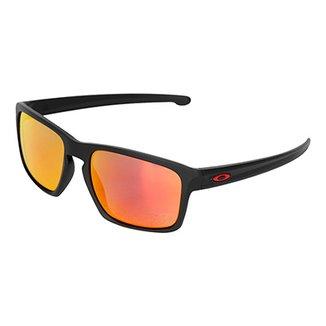 Óculos Oakley Ferrari Sliver Matte - Iridium 67b520b2c6