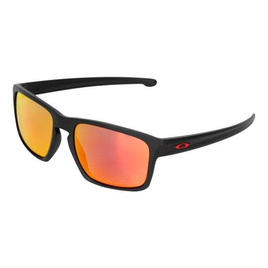 Óculos Oakley Ferrari Sliver Matte - Iridium - Compre Agora   Netshoes 3a4a65a4e0