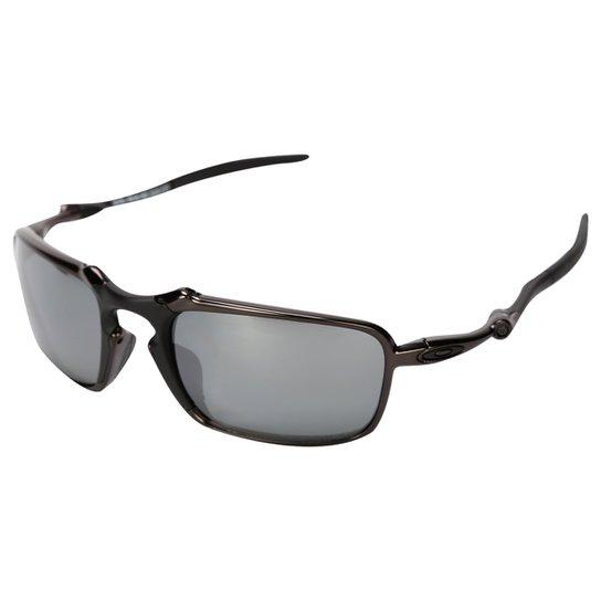 339f63b62 Óculos de Sol Oakley Badman Iridium | Netshoes
