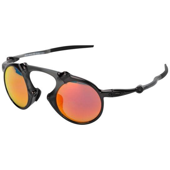 Óculos de Sol Oakley Madman Iridium - Compre Agora   Netshoes 277fea80e3