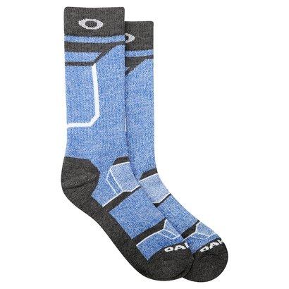 Meia Oakley Cano Alto Sport Crew Sock Masculina