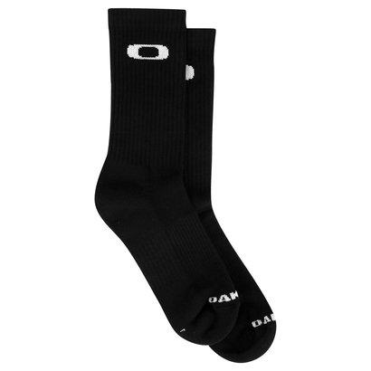 Meia Oakley Cano Alto Mod Crew Sock 2.0 Masculina