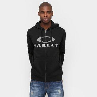 Moletom Oakley Mod Ellip Senest Fleece c  Capuz 426e8fd3e64