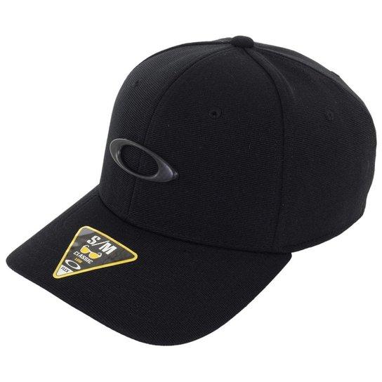 5a5895a7f3cb8 Boné Oakley Tincan Cap - Preto - Compre Agora