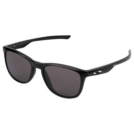 4d7334ee32c2c Óculos de Sol Oakley Trillbe X Masculino - Preto - Compre Agora ...