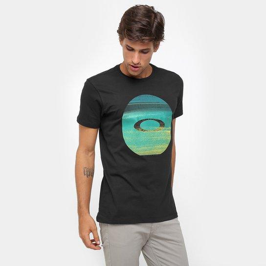 Camiseta Oakley Eclipse Tee - Compre Agora  020e14d581e29