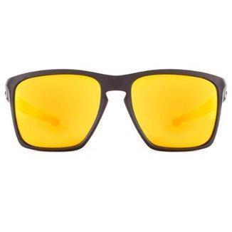 Óculos de Sol Oakley Sliver XL OO9341L 07-57 Masculino b9c9d72869
