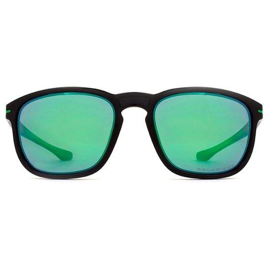 937373d77dc36 Óculos de Sol Oakley Enduro Polarizado OO9223 15-55 Masculino - Preto