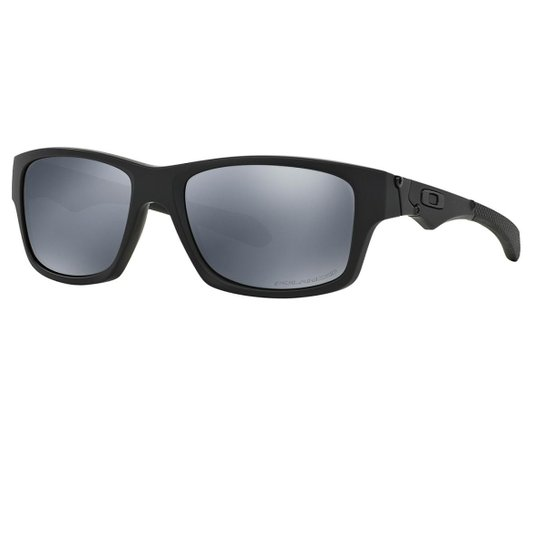 Óculos de Sol Oakley Jupiter Squared Polarizado OO9135 09-56 Masculino -  Preto 35eb9b26dd