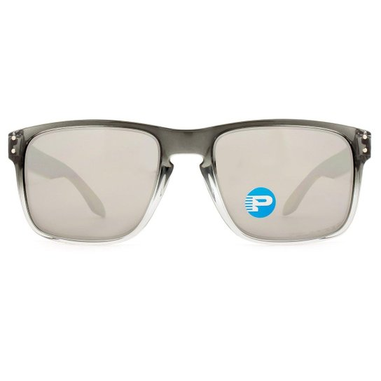 26a55b02435b8 Óculos Oakley Holbrook Polarizado OO9102 A9 55 - Preto - Compre ...