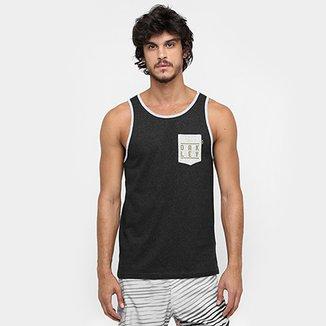 Camiseta Regata Oakley Mod Essential Graphic Pocket Tank 891513d49ad