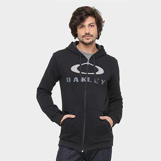 Moletom Oakley Mod One Brand Fzip Fleece Masculino 33f37345b6d