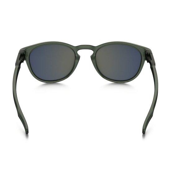 e3aceaa650612 Óculos Oakley Latch Matte Olive Ink   Emerald Iridium - Compre Agora ...