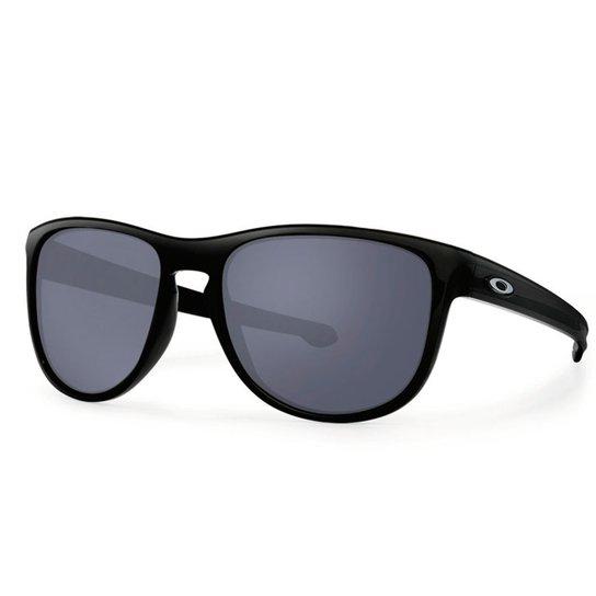 0bbb04ef6d6c4 Óculos Oakley Sliver R Matte Black   Grey - Compre Agora   Netshoes