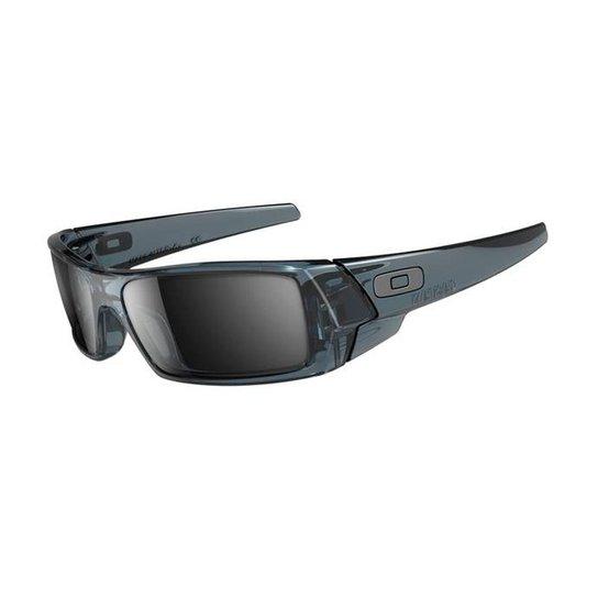 Óculos Oakley Gascan Crystal Black Iridium - Compre Agora   Netshoes 45bfe7fe7f