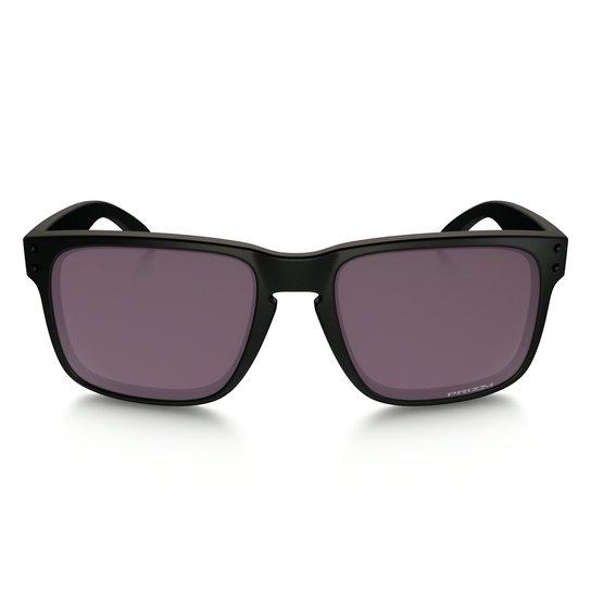 Óculos Oakley Holbrook Matte Black   Prizm Daily Polarized - Compre ... ba0c3a6f3b