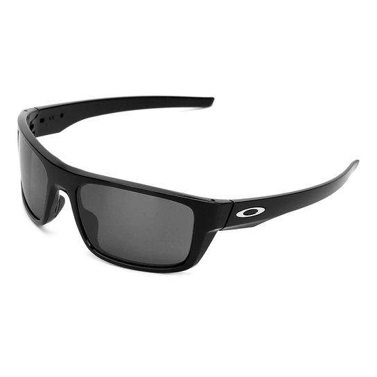 Óculos de Sol Oakley Drop Point Masculino - Preto - Compre Agora ... b82655348c