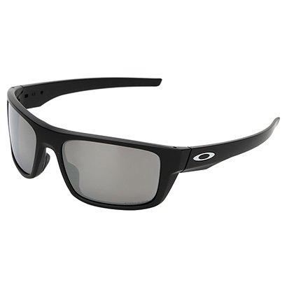 Óculos de Sol de Sol Oakley  Drop Point Polarized Masculino