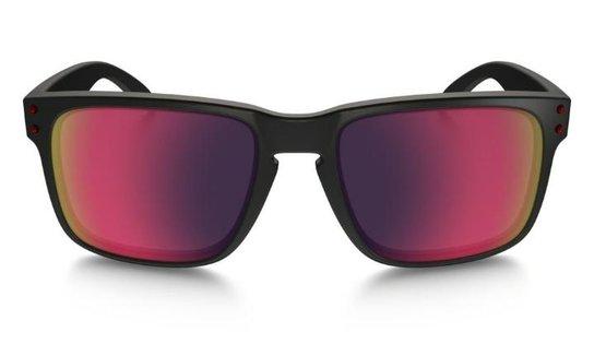 fcbdf0aff0e Óculos Oakley Holbrook MattePositive Red Iridium - Compre Agora ...