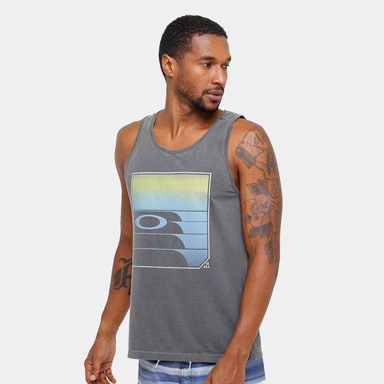Camiseta Regata Oakley Mod Vector Series Tank Masculina - Compre ... 48009ac105d
