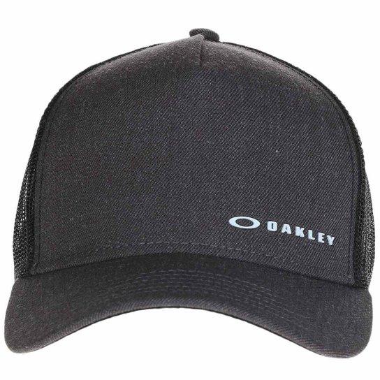 Boné Oakley Chalten - Preto - Compre Agora  356dffbef9c