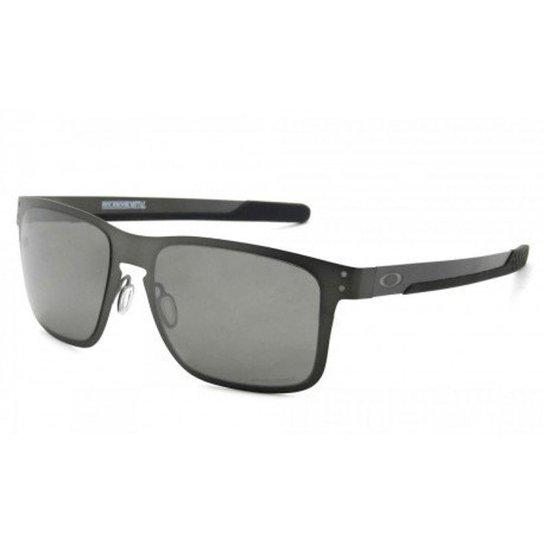 6060389d7815d Óculos Oakley Holbrook Metal Polarizado OO4123-06 - Compre Agora ...