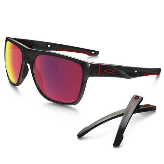Óculos Oakley Crossrange XL Ink Prizm Road - Compre Agora   Netshoes 2fa4f23d7d