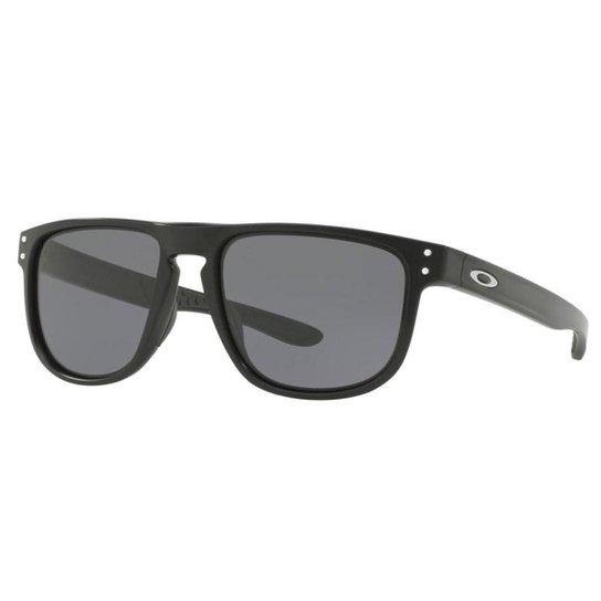 e1be8039a363e Óculos Oakley Holbrook R Matte Black   Grey 9377- - Preto - Compre ...