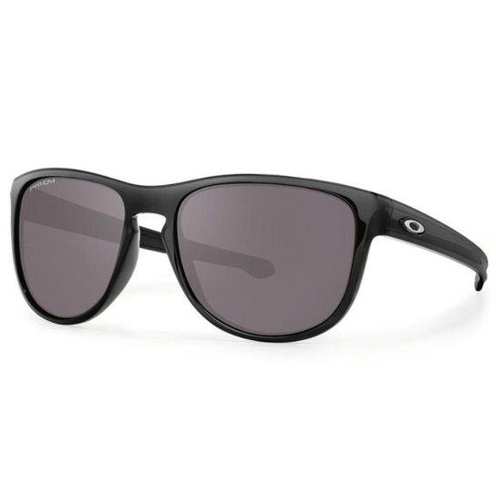 Óculos Oakley Sliver Prizm Daily Polarized - Preto - Compre Agora ... 92dd4121b8