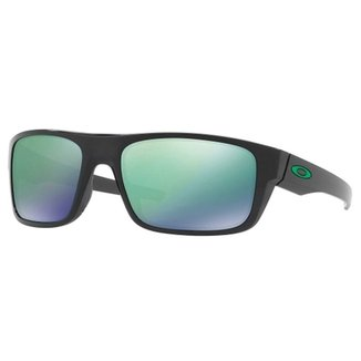 664d17d743359 Óculos Oakley Drop Point Black W  Jade Iridium