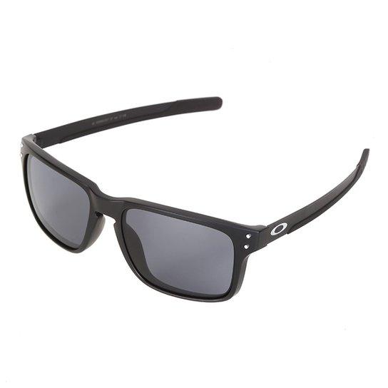 Óculos de Sol Oakley Holbrook Mix - Preto - Compre Agora   Netshoes 75ce7c791f