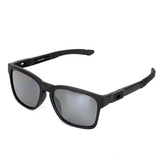 ee7e436ba1c0b Óculos de Sol Oakley Catalyst Polarized Masculino - Compre Agora ...