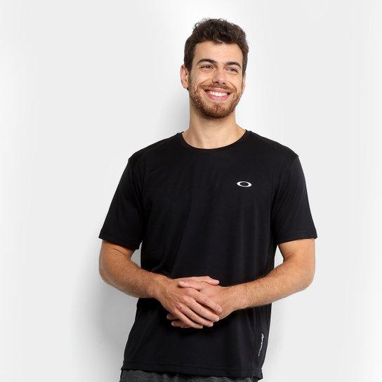 b6251d100b Camiseta Oakley Daily Sport Manga Curta Masculina - Preto - Compre ...