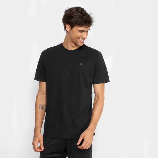 77a2593d79 Camiseta Oakley Manga Curta Masculina - Preto - Compre Agora