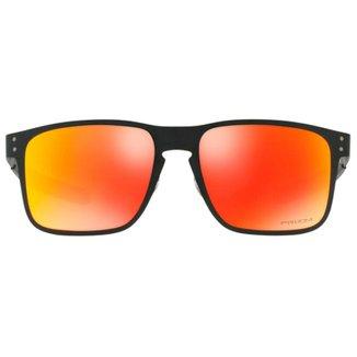 ... Óculos de Sol Oakley Holbrook Metal 0OO4123 1255 look good shoes sale  155f6 84395 ... 7058d20d9c