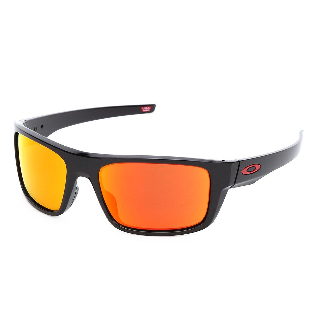 140133615 Óculos de Sol Oakley Mainlink Masculino. Por 26.700 Pontos.  FornecedorNetshoes. Óculos Oakley Drop Point Prizm Polished