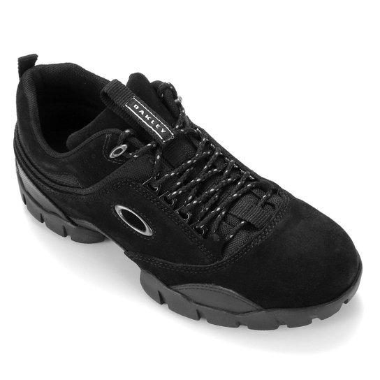 Tênis Couro Oakley Modoc Low 3.0 Masculino - Preto - Compre Agora ... 201a99296d2