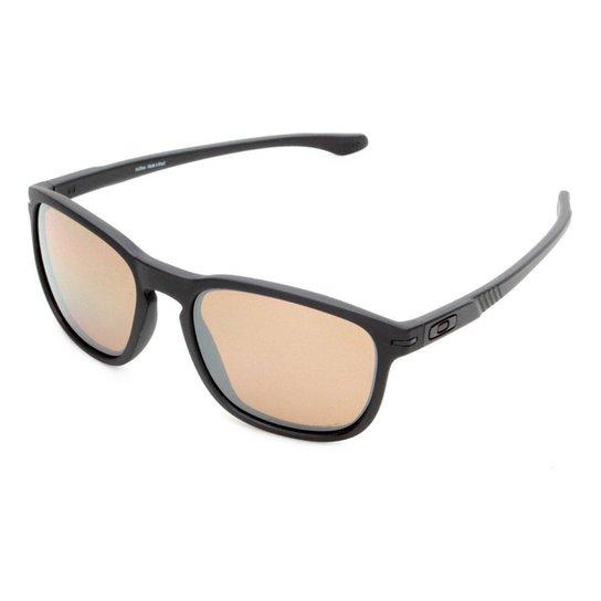 844e4287f5cbf Óculos Oakley Enduro Polarizado - Preto - Compre Agora   Netshoes