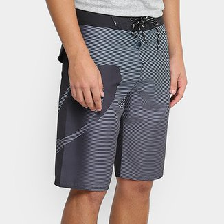 e43eff71fcfa7 Bermuda Oakley Faded Stripes Boardshorts Masculina