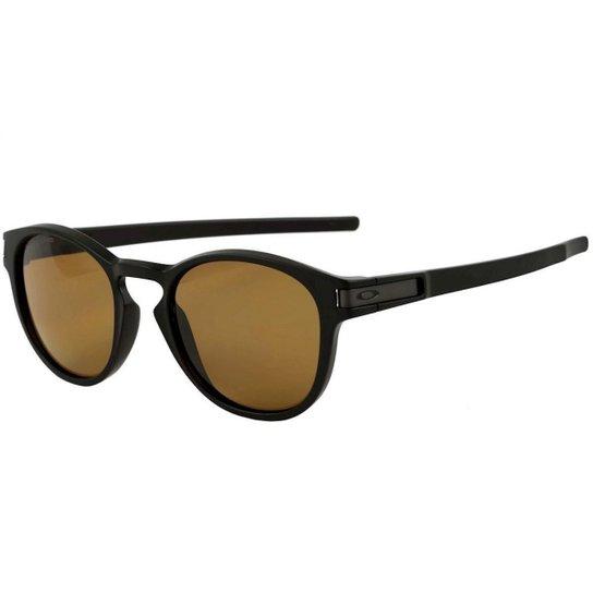 dec887cad Óculos de Sol Oakley Latch M. Bronze Polarized Masculino | Netshoes
