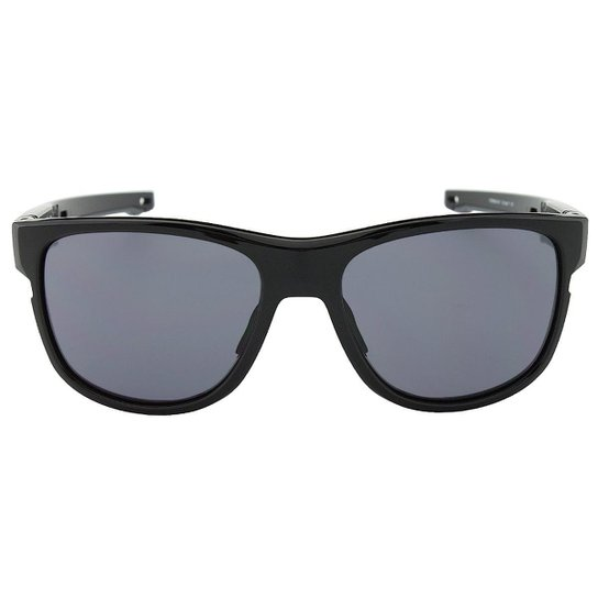 d1a8d12690ad9 Óculos de Sol Oakley Crossrange R OO9359 - Troca Haste - Polished Black -  Grey -