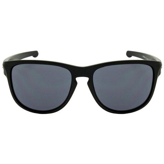 3909925fc5dfc Óculos de Sol Oakley Sliver OO9342 - Matte Black - Gray - 01 57 ...