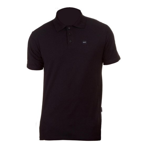 Camisa Polo Oakley Patch 2.0 Blackout - Preto - Compre Agora  7b28fb1365e8c