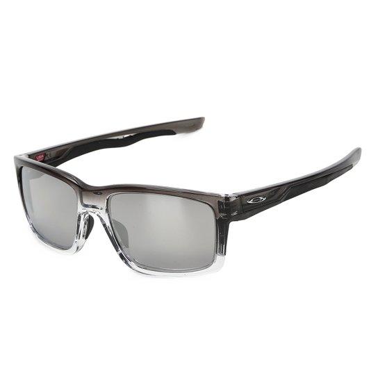 037ab7174efd1 Óculos De Sol Oakley Mainlink Iridium Masculino - Preto - Compre ...