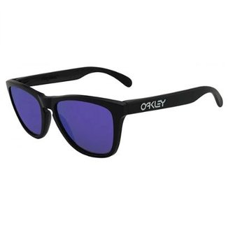 Óculos de Sol Oakley Frogskins Iridium 31b07d0489