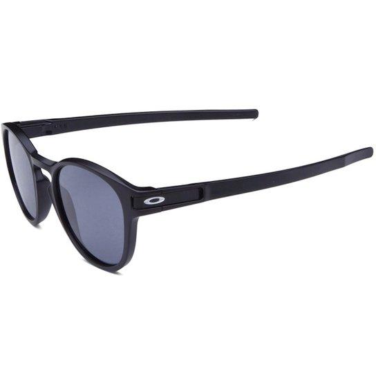 0eaa02ec9 Óculos de Sol Oakley Latch Grey Feminino - Preto   Netshoes