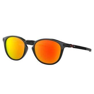 acd1199d8 Óculos Oakley Pichman R Polished Black W/ Prizm Ruby Polarizado
